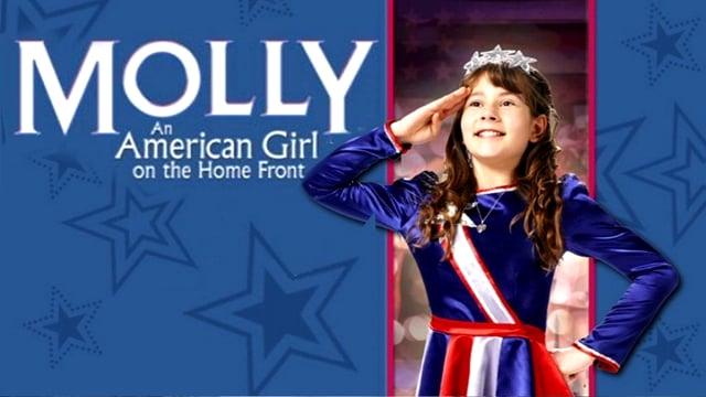 American Girl  Molly