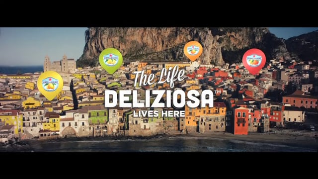 San Pellegrino 'Life is Deliziosa' - David Morris 'Trumpet Triplets'