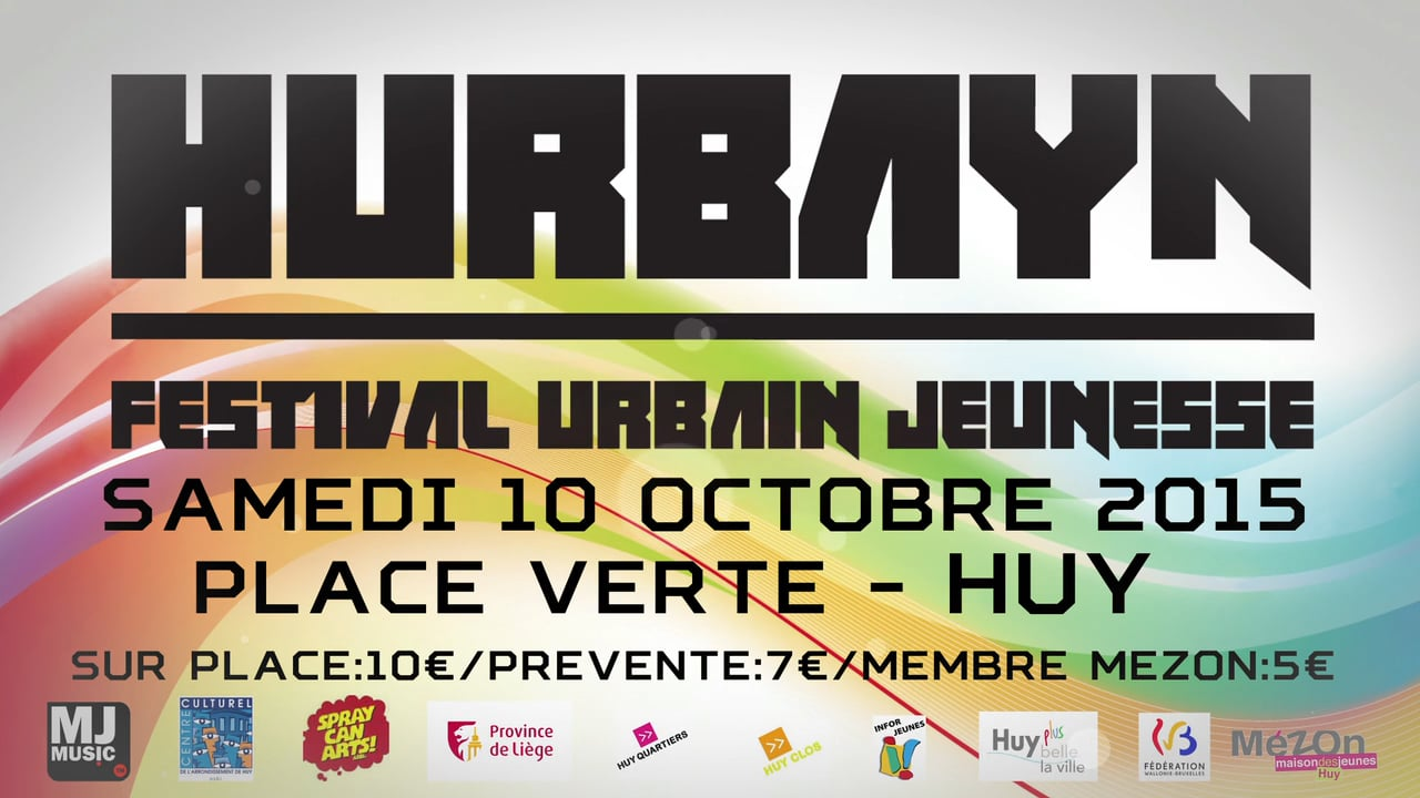 Hurbayn / Festival Urbain Jeunesse