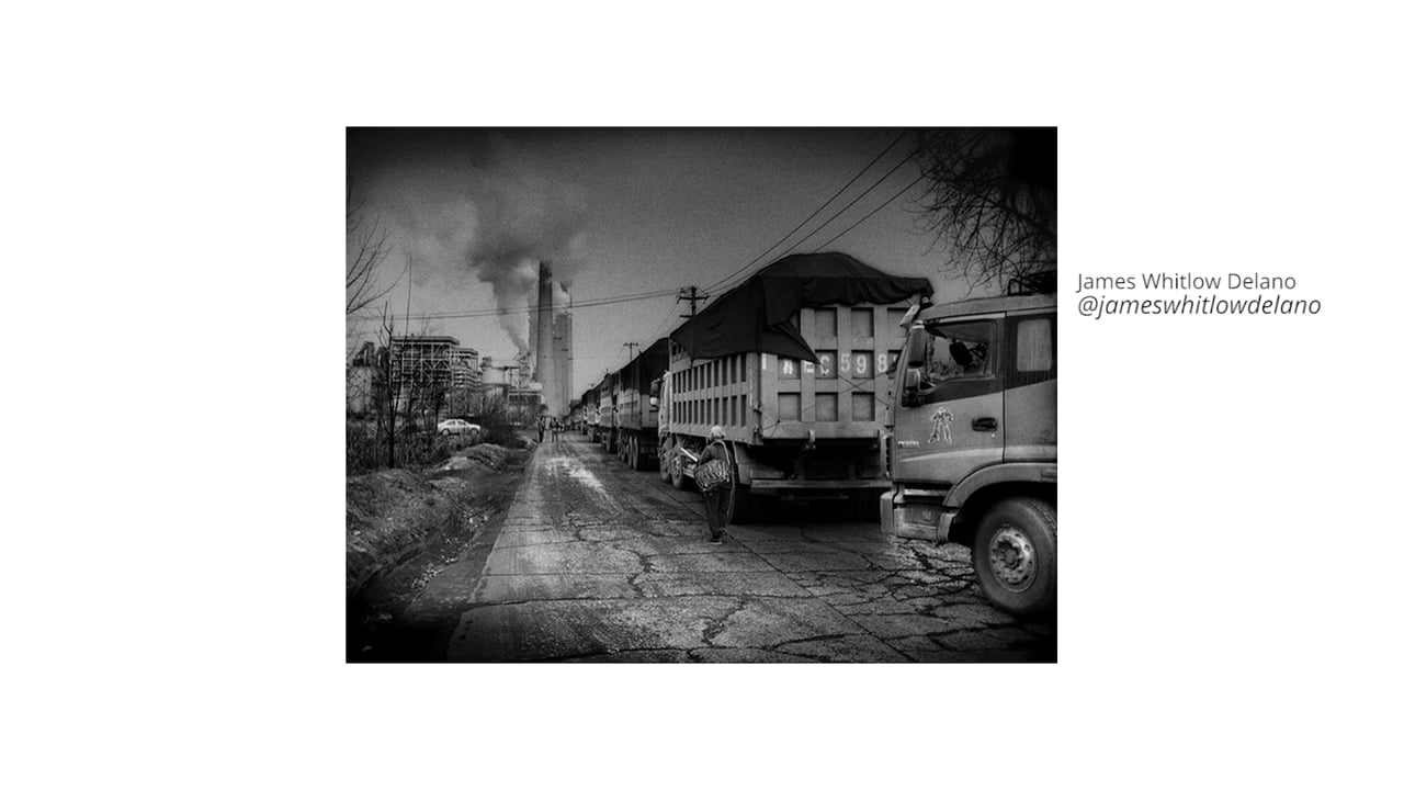 Everyday Climate Change - James Whitlow Delano