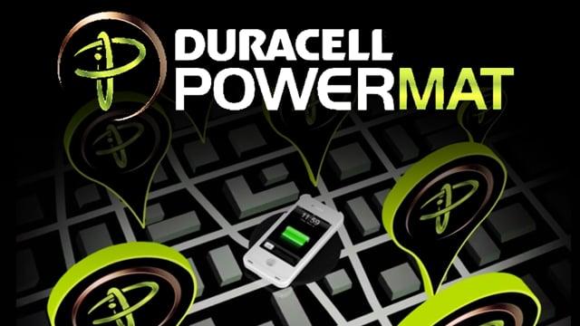 DURACELL POWERMAT DEMO