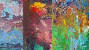 COLORS by Joshua W. Scott, fine art by Christian Enns