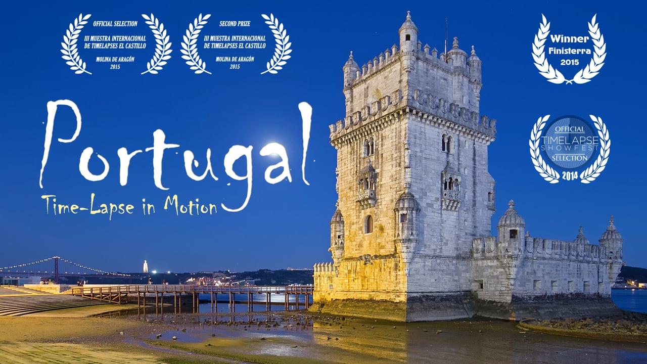 Portugal Hyperlapse/Timelapse (Lisbon & Sesimbra)