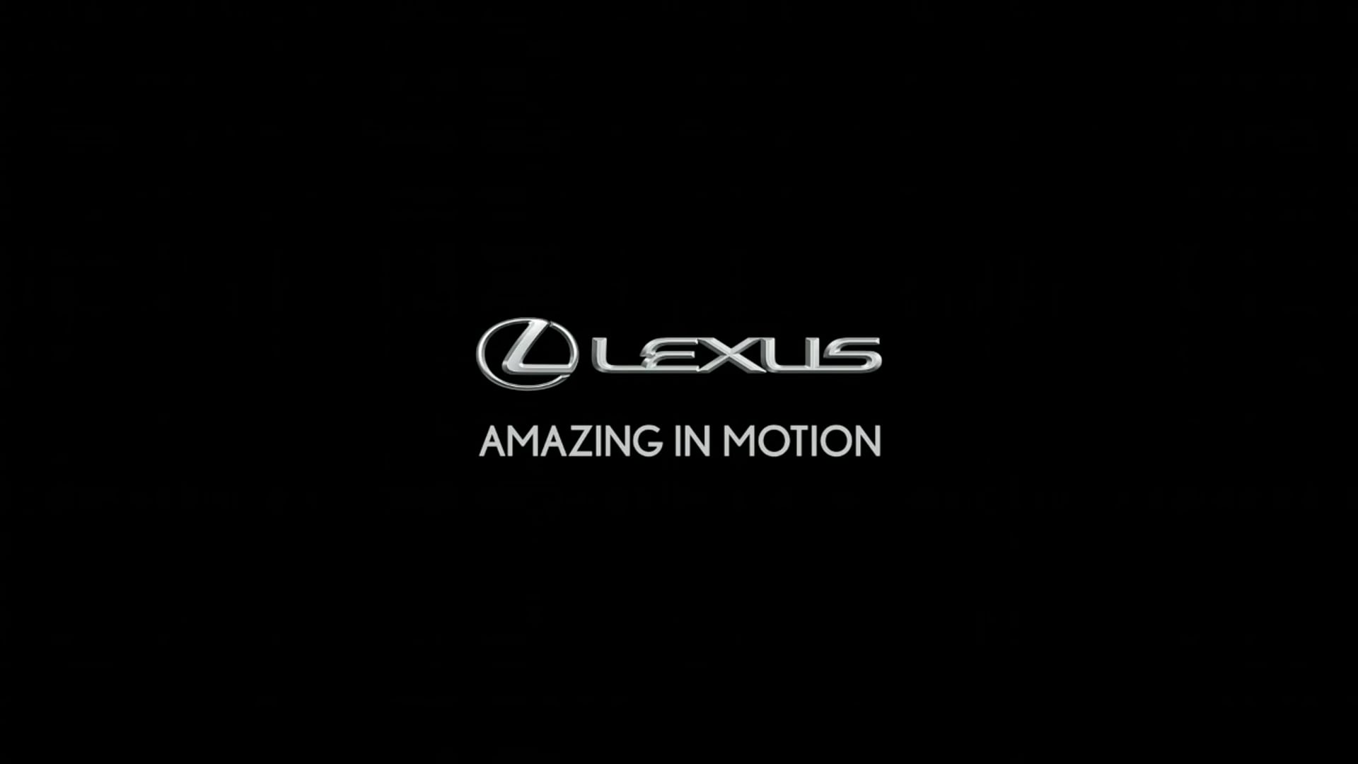 LEXUS LX 'A Day in DUBAI -From Eagle Eyes'