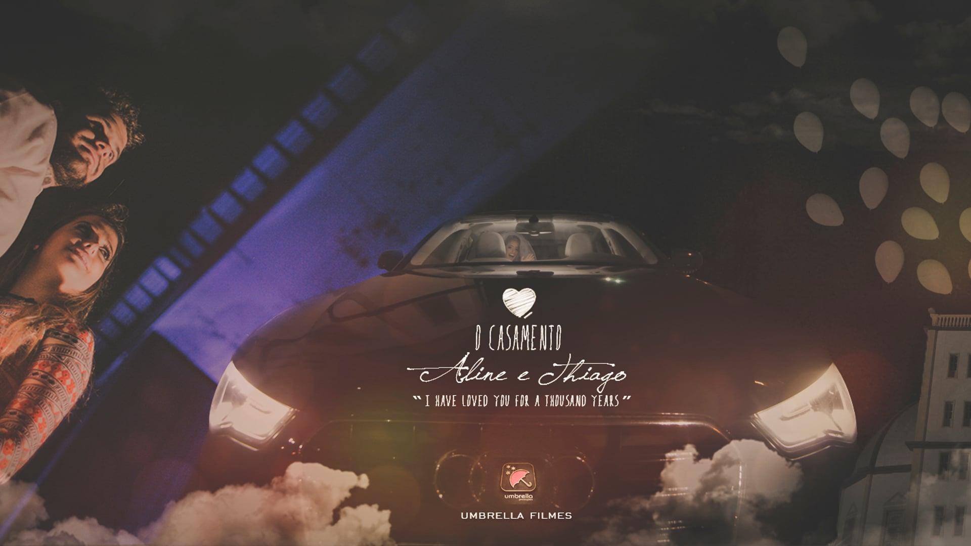 Trailer Aline e Thiago - Next day edit