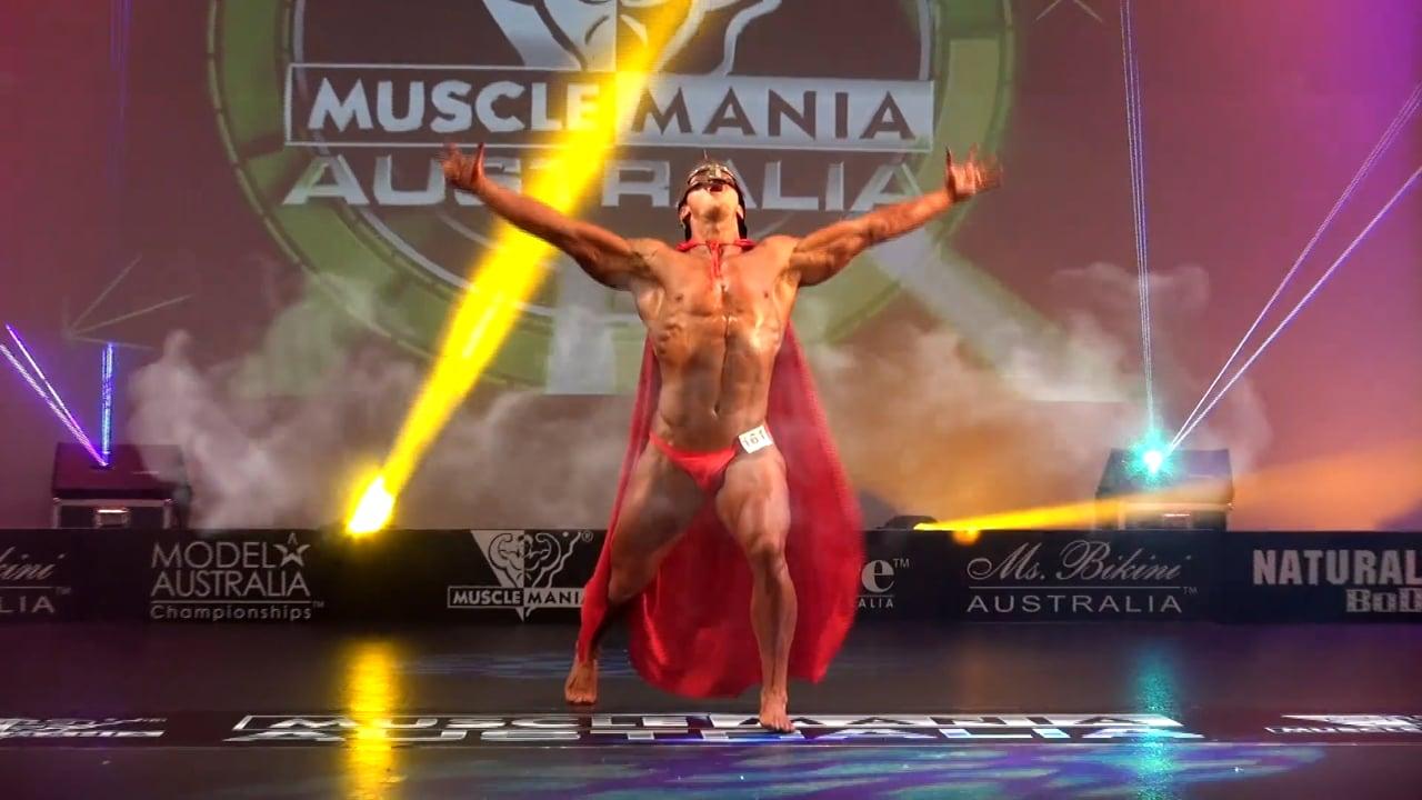 2015 Musclemania Australia Highlights