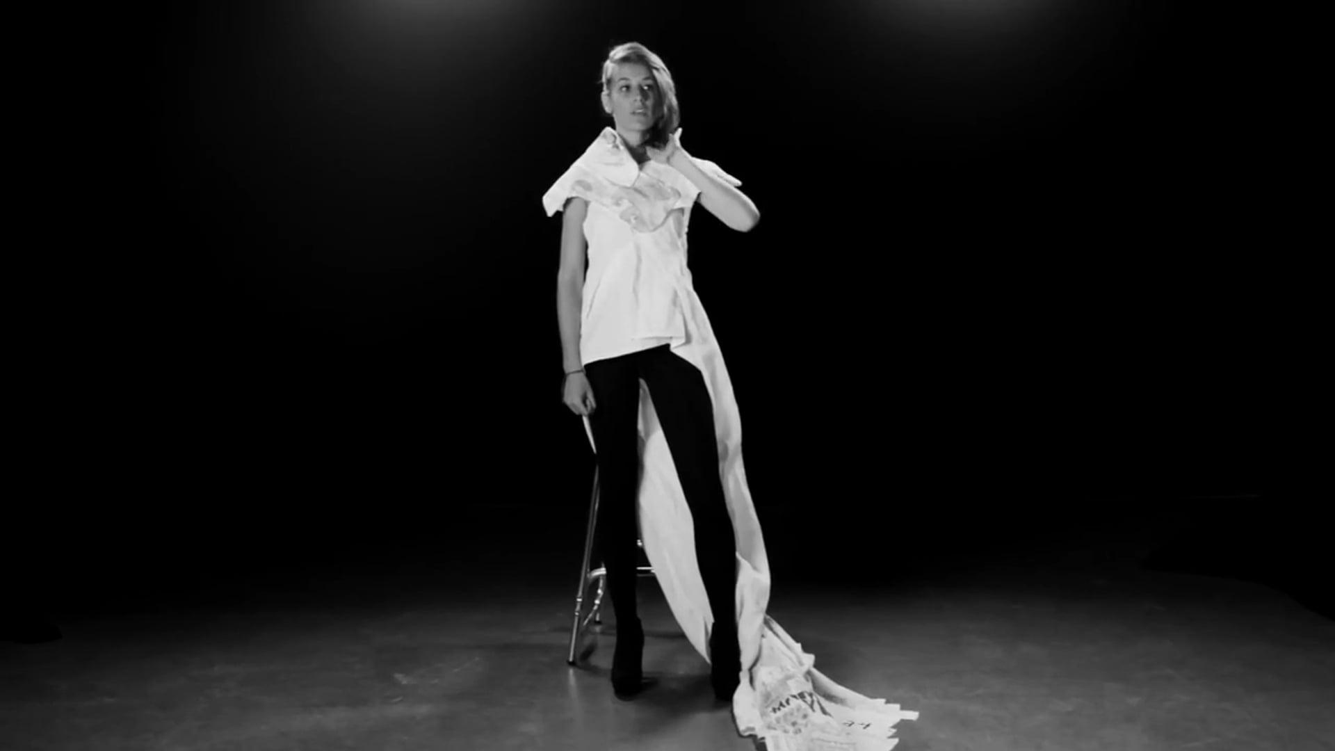 Fashion design / Collection Double Sens / Aurélie Jorel