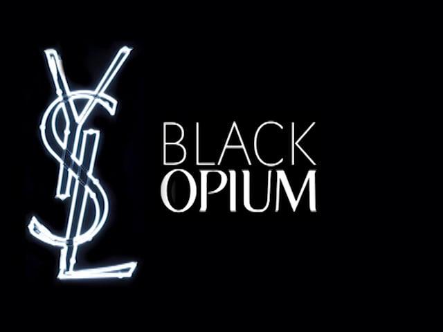 Black Opium Fragrance Brand Video for Sephora