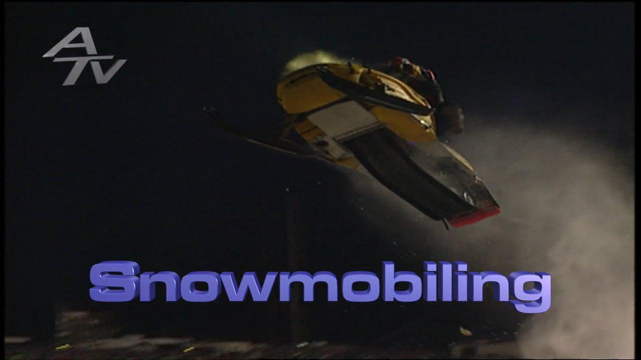 *Snowmobiling