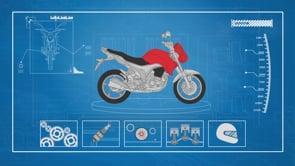 AKT Bikes-Warranty Card-Colombia