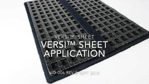 fastform-versi-sheet