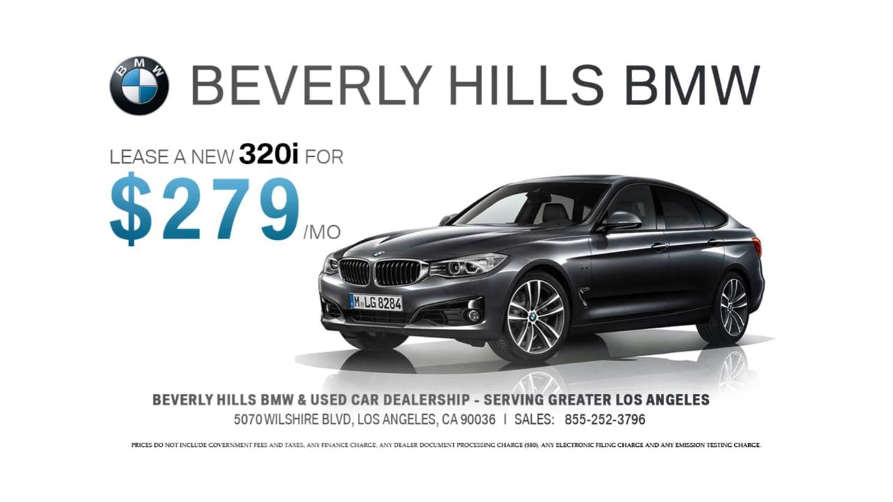 BMW Dealer Car Commercial