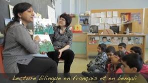Lectures plurilingues à l'école Camille-Laurin annexe (CSDM)
