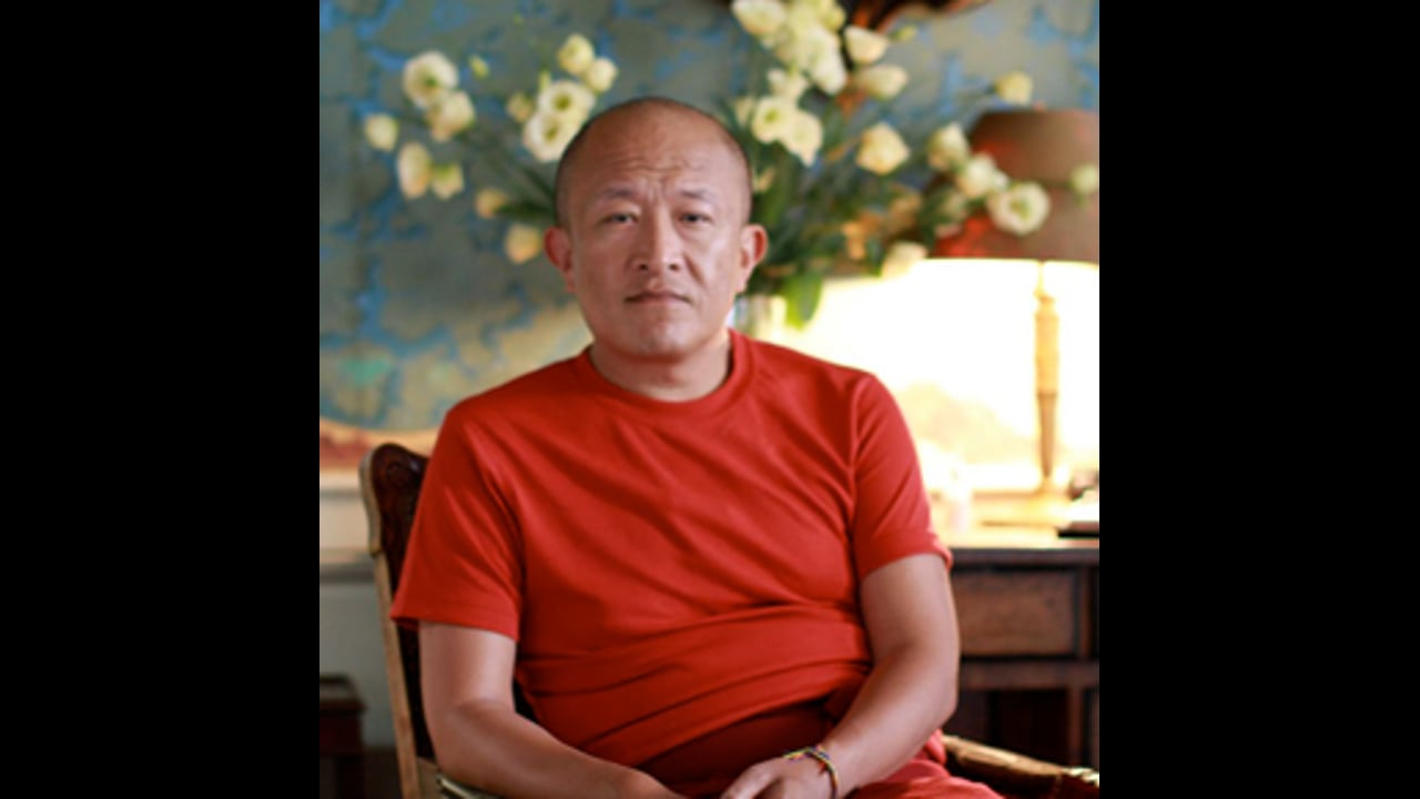 Dzongsar Khyentse Rinpoche on the Future of Dharma in the West at the 2010 KF Board Meeting
