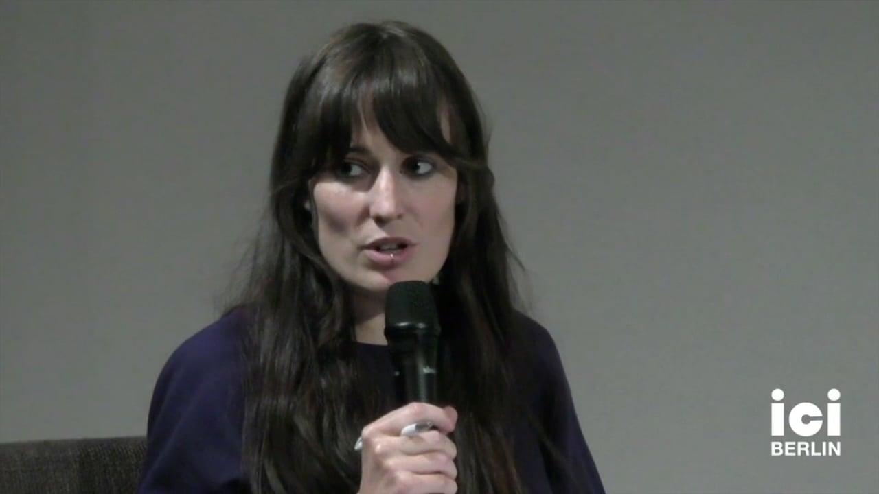 Discussion: Talk by Fabienne Collignon [4]