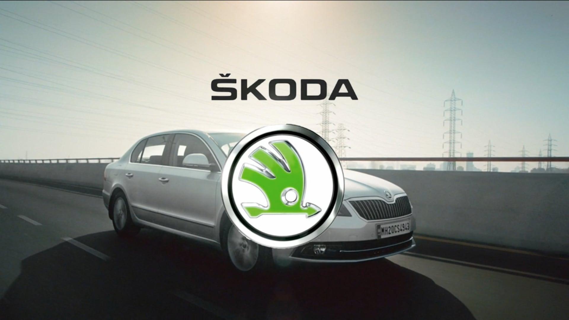 Skoda - Bussines Card