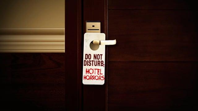 Do Not Disturb Hotel Horrors