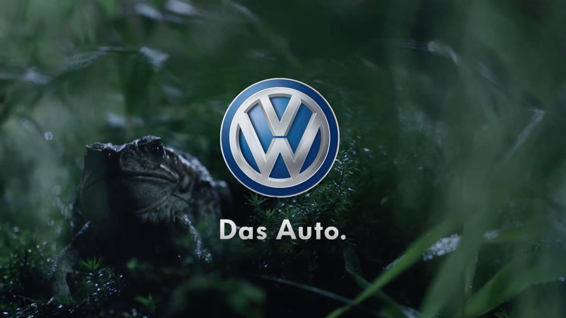 VW Golf R - Die Kröte