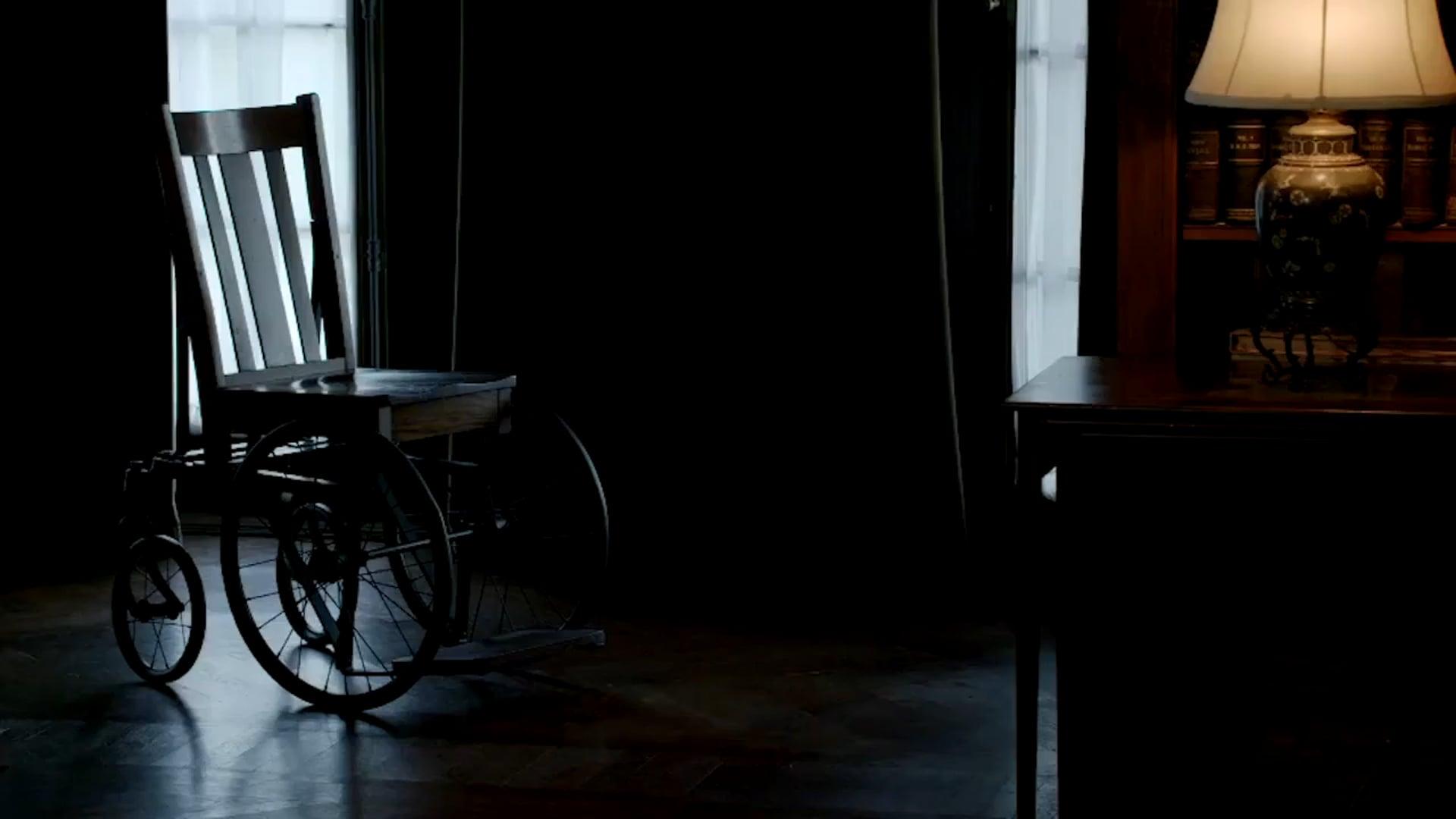 WWII: Wheel Chair President | 1 x 90min BBC4