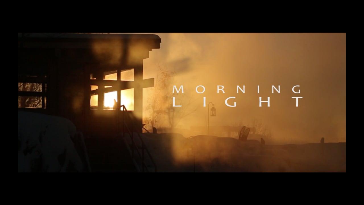 MORNING LIGHT - SUNRISE