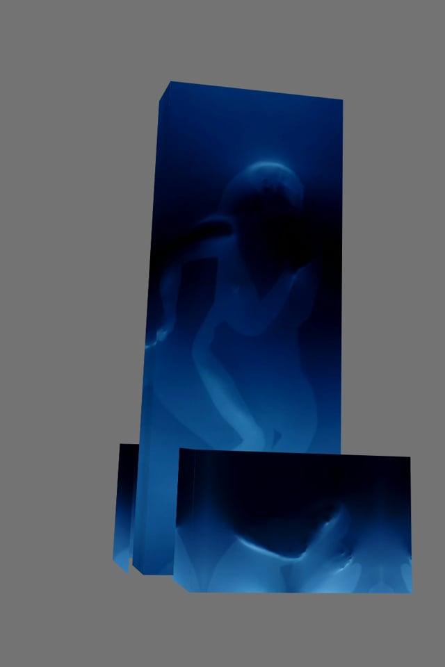 "AOTM15: Zebbler Peter Berdovsky: Untitled ""Pushing Through"""