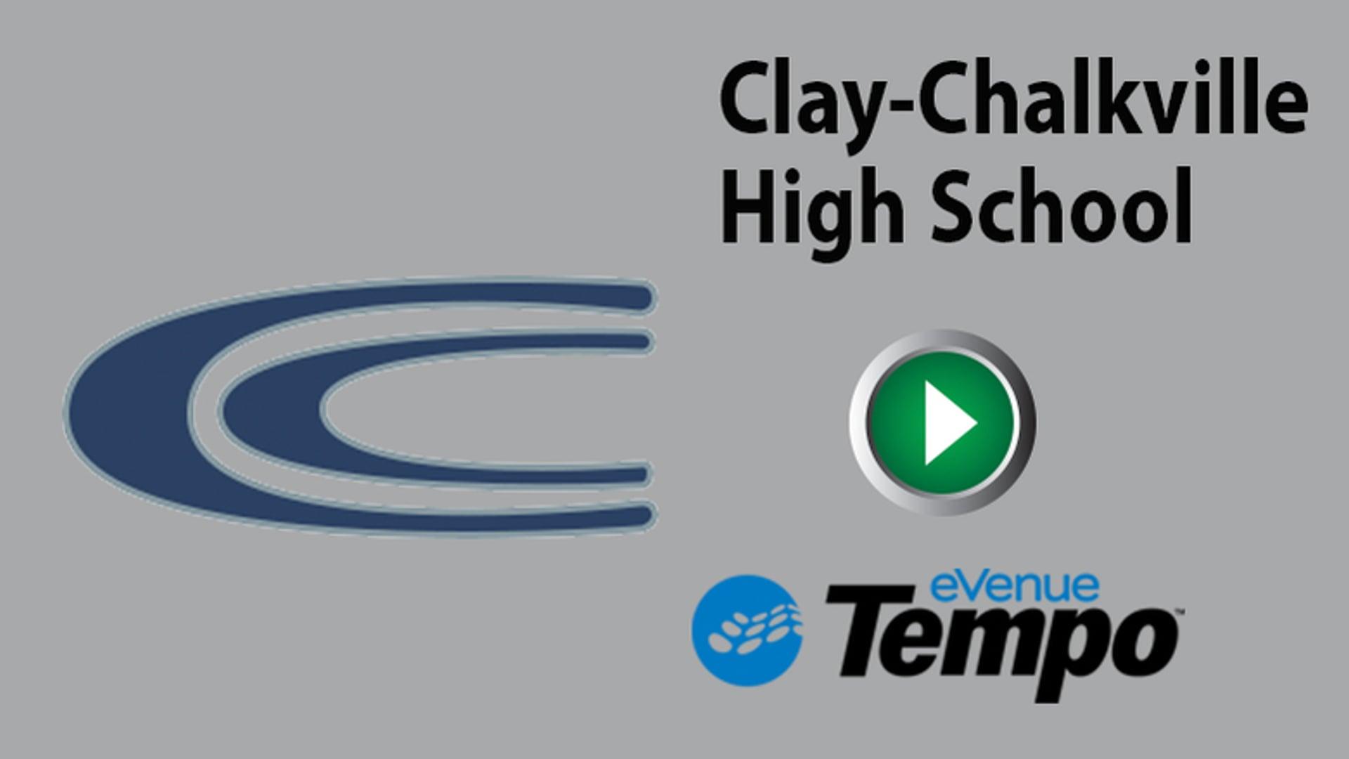 Clay Chalkville High School - eVenue Tempo