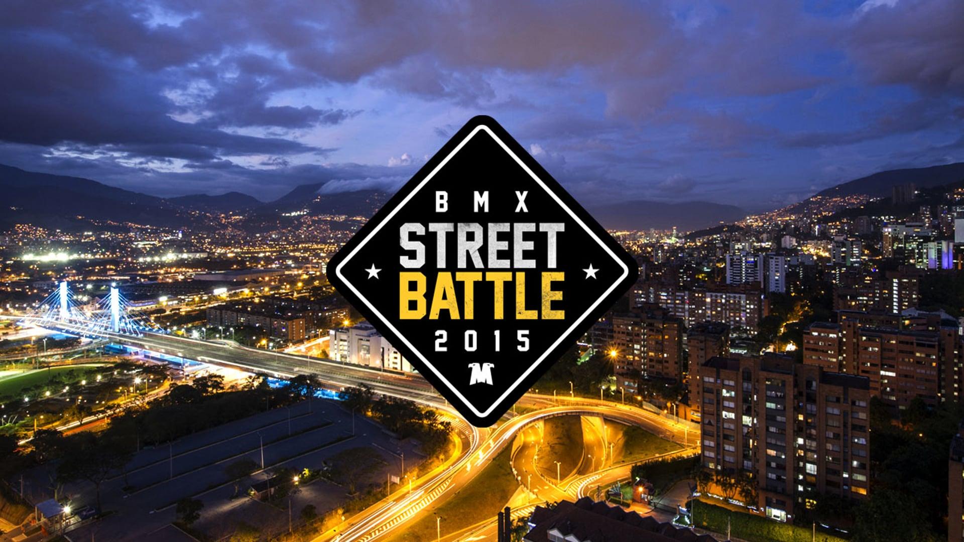 BMX STREET BATTLE 2015