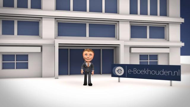Company Animation  -  E boekhouden