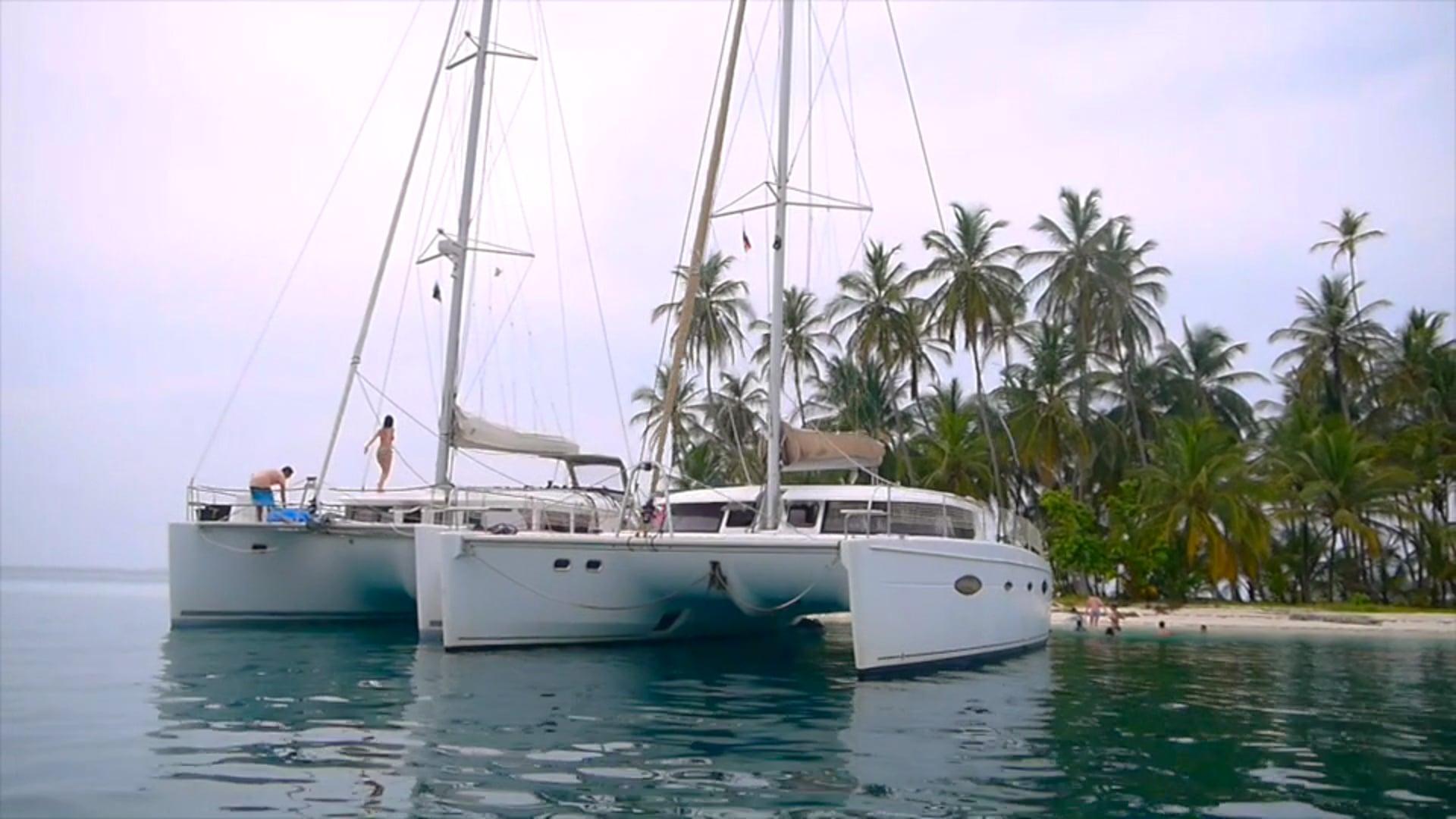 Catamaran San Blas - Adventures in Paradise