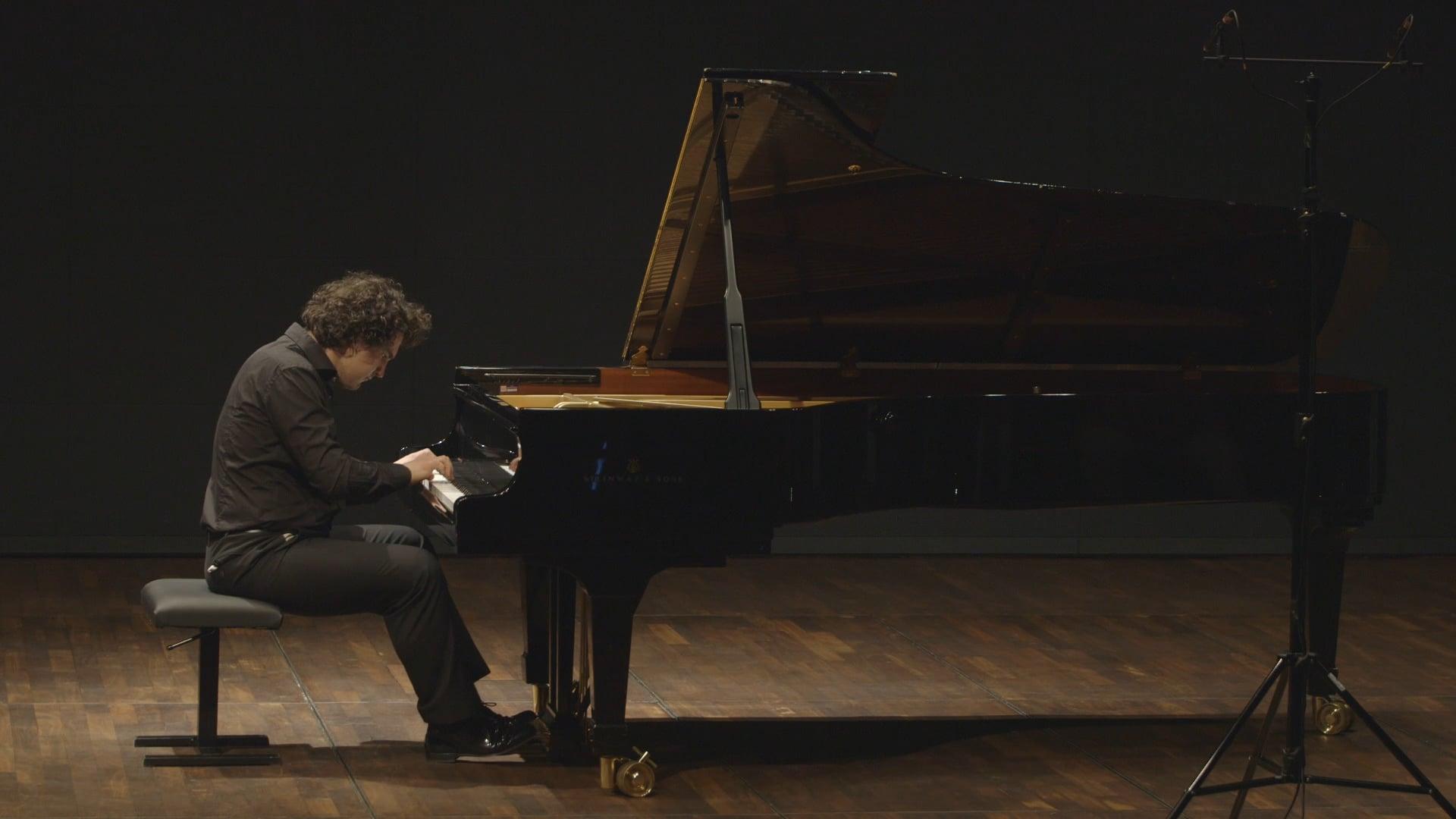 '15 HONENS QUARTERFINALS: Artem Yasynskyy | Solo Recital