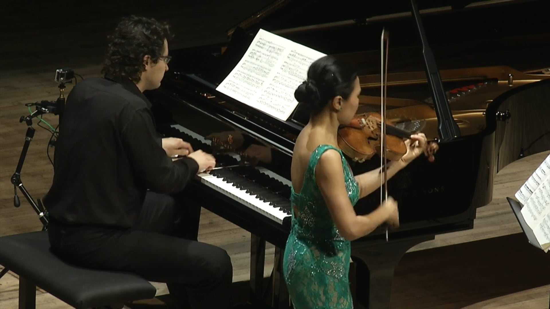 '15 HONENS SEMIFINALS: Artem Yasynskyy | Collaborative Recital