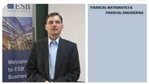 Financial Engineering Online Course