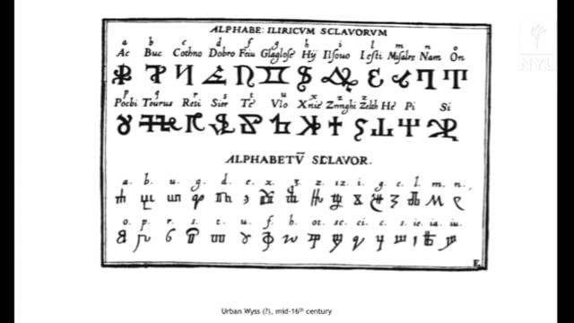Histories of the Alphabet