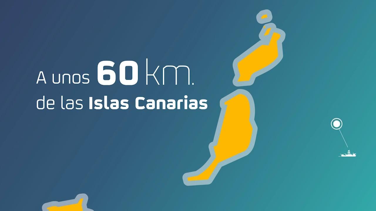 Repsol: Prospecciones en Canarias