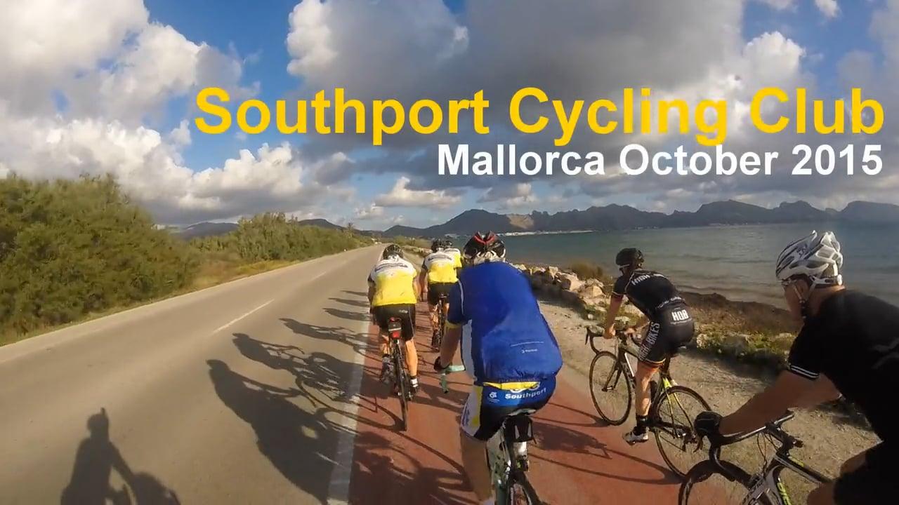 Southport Cycling Club: Mallorca 2015