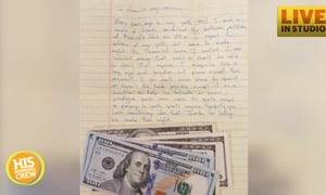 Vandal Pays for Damage 25 Years Later