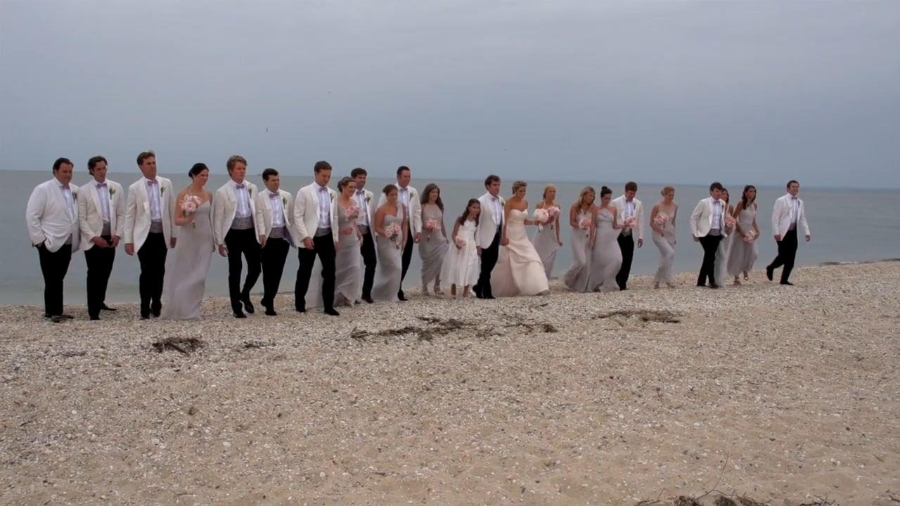 Brie + Michael's Wedding Celebration at St. Patrick's Church & Sparkling Pointe Vineyard