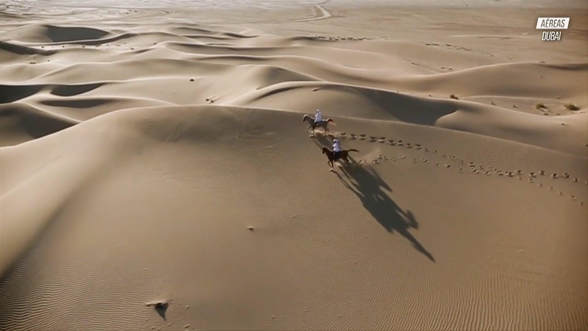 Aerials Dubai