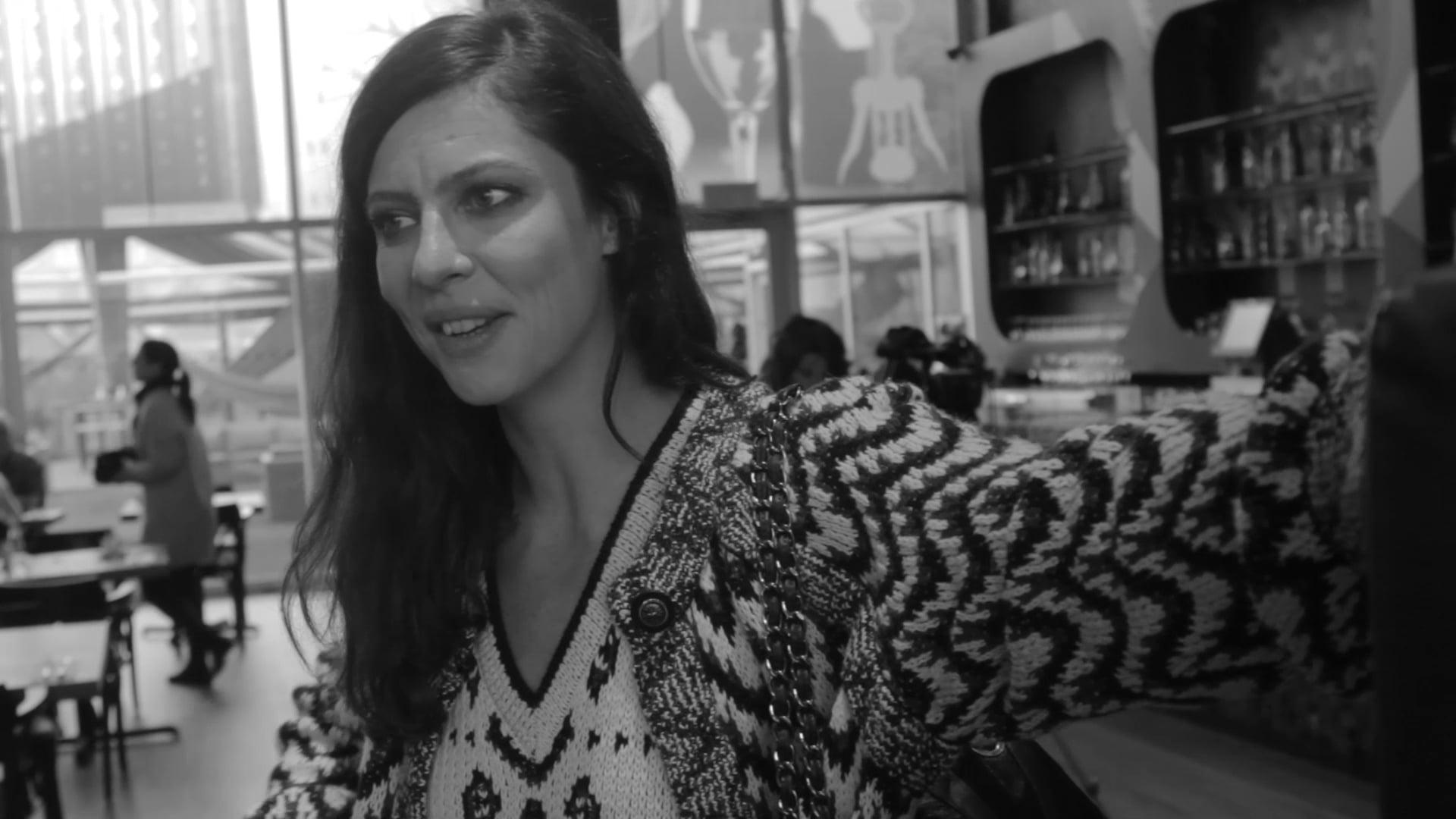 Anna Mouglalis @ FNC pour Anna de Charles-Olivier Michaud