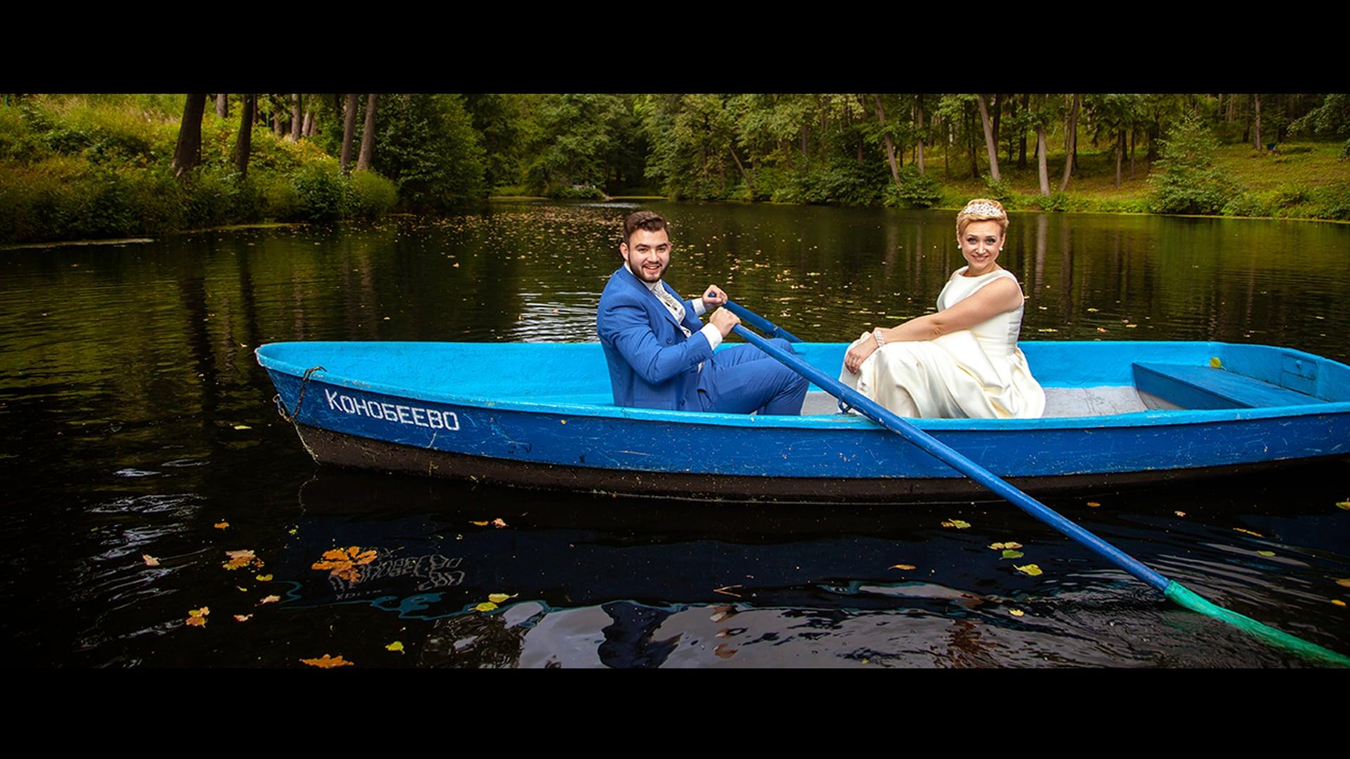 Свадебный клип Алексей и Наталья