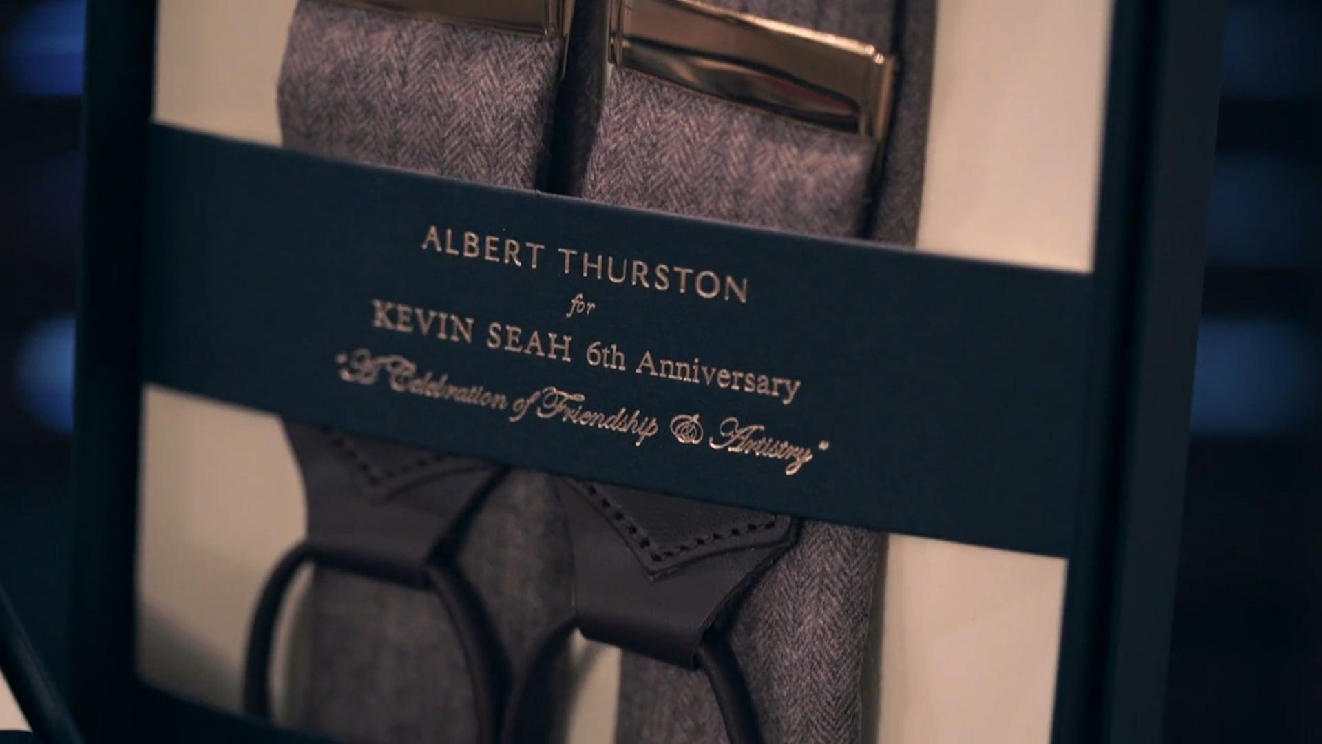 Kevin Seah Bespoke 6th Anniversary