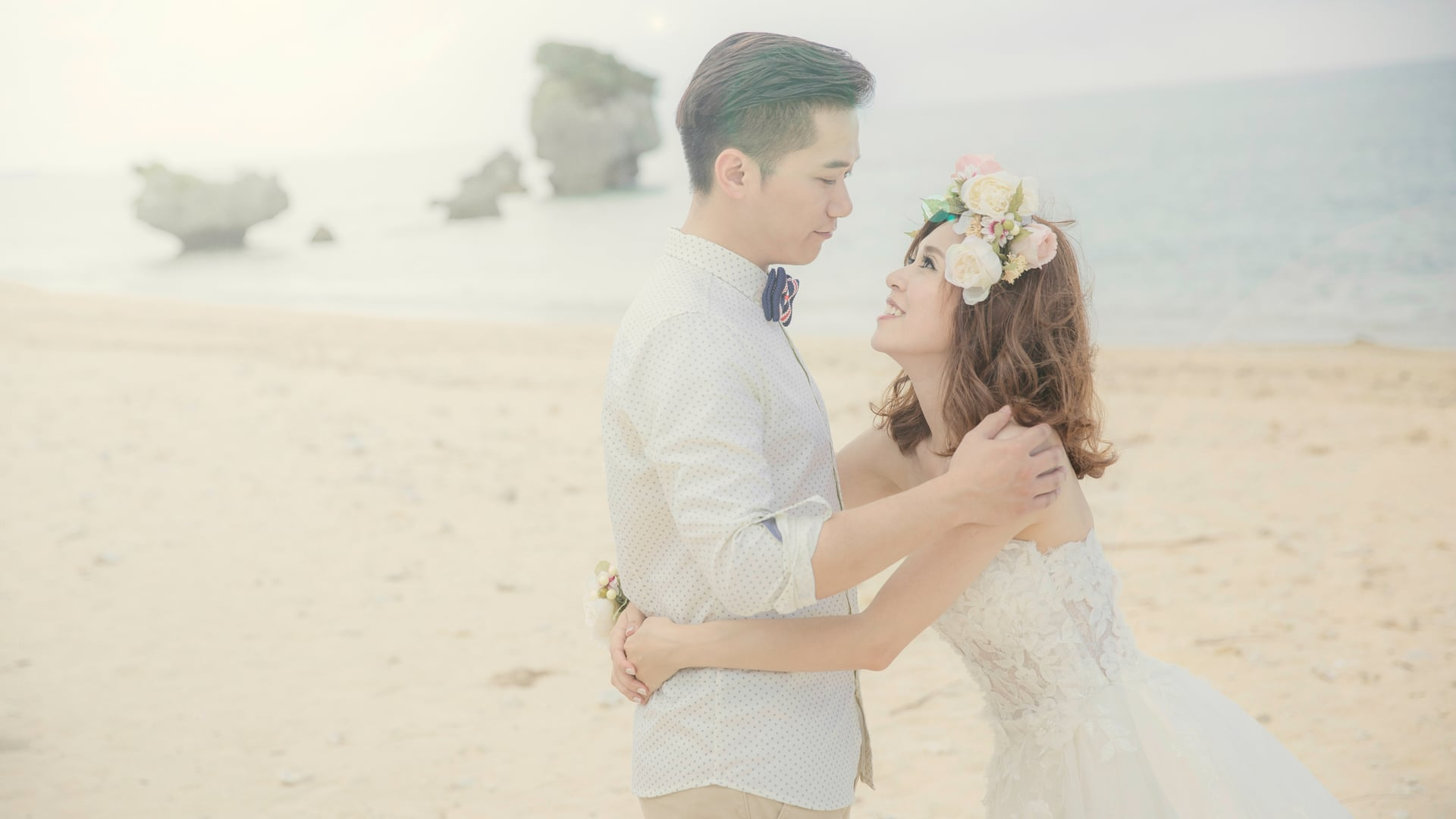Yeh-Hung & Chih-Ying // PreWedding婚紗側錄 @ Okinawa沖繩