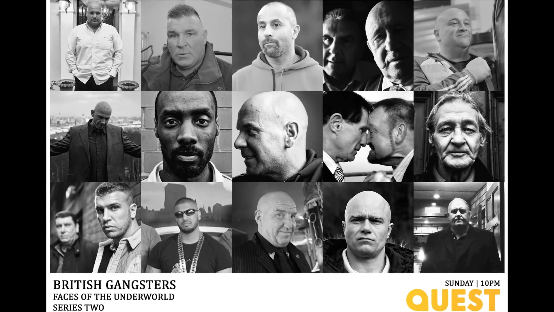Gangsters: Faces Of The Underworld - Series 2 TRAILER
