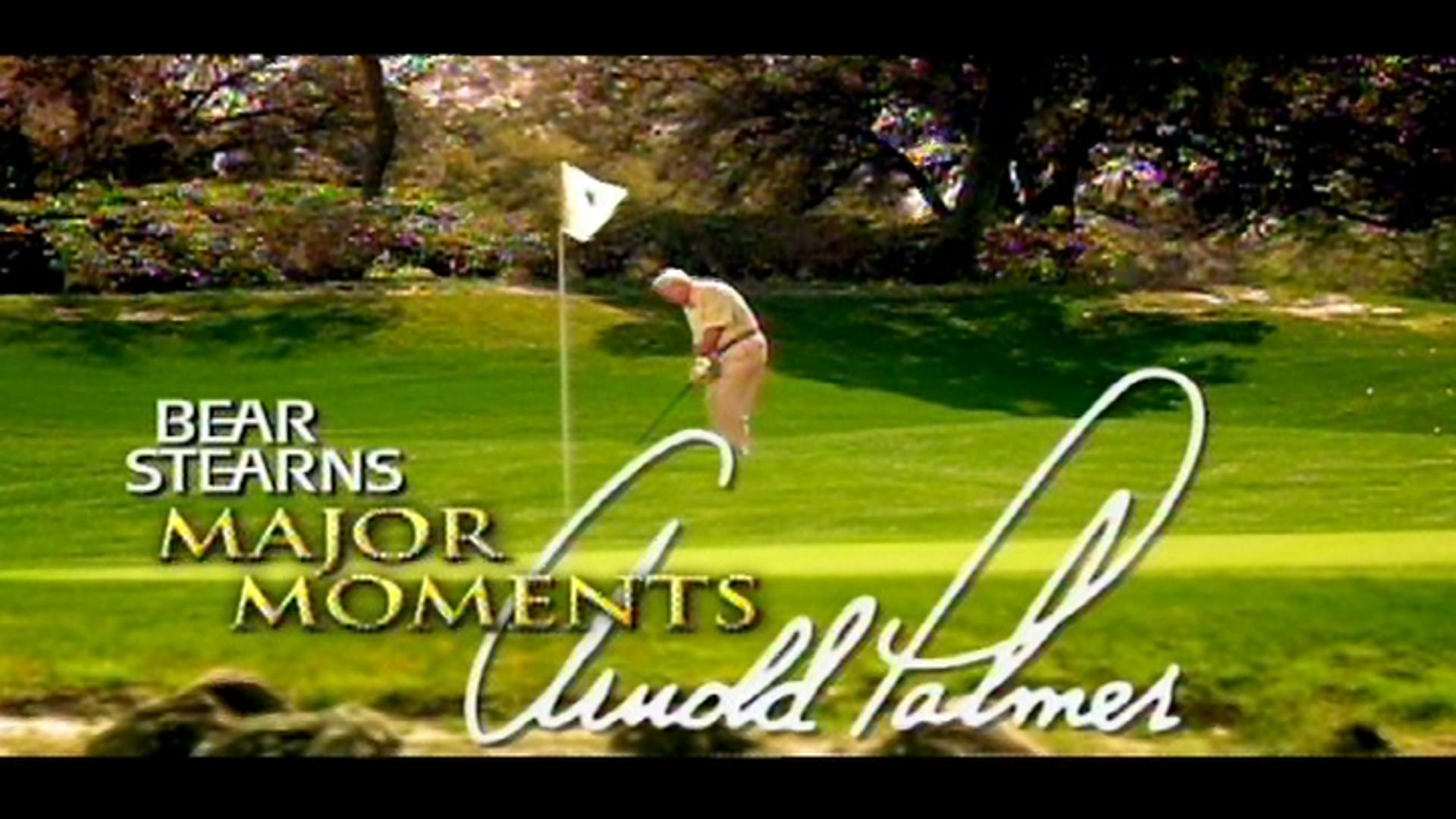 Bear Stearns Presents: Moments with Arnold Palmer