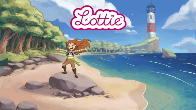 'Lottie' the TV-series: teaser trailer