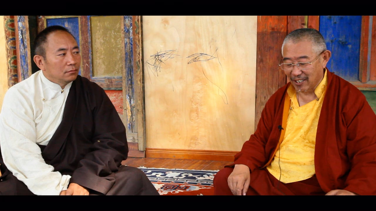 Interview With Dr Lodro Phuntsok