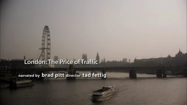 e2 - London- The Price of Traffic