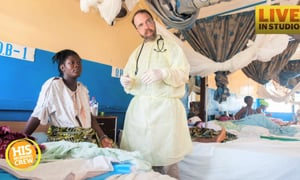 Dr. Sacra Talks About His Recovery from Ebola