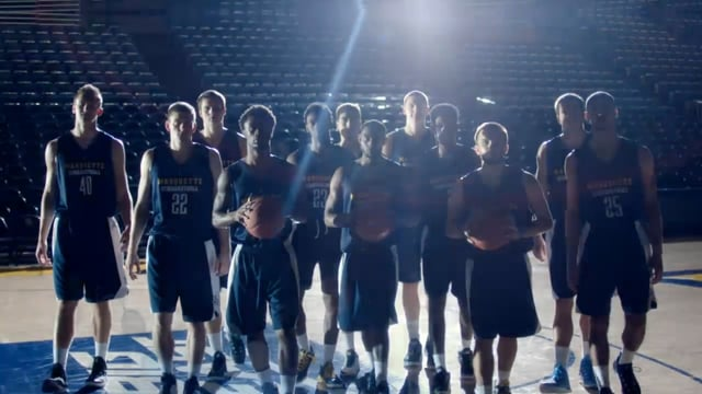 This is Our House, Marquette Men's Basketball