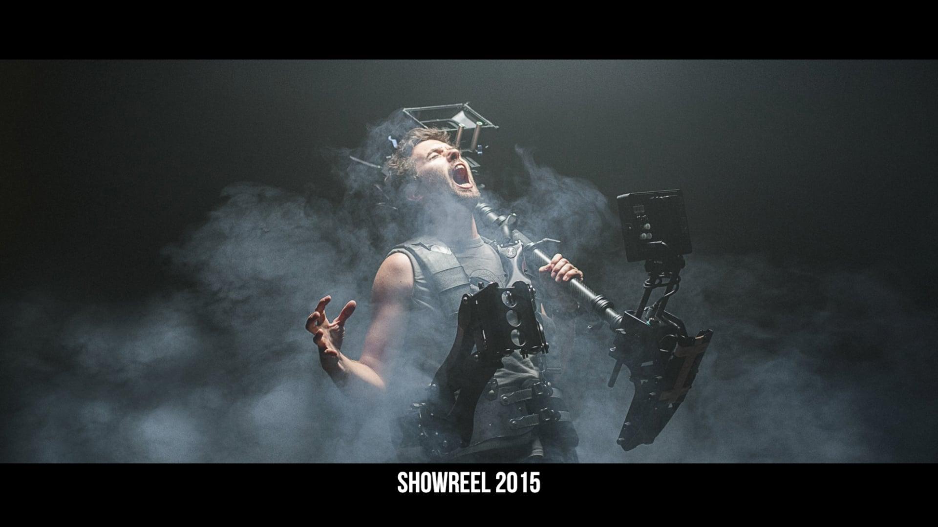 Jake Russell - Steadicam operator - Showreel 2015
